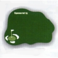 Golf Car Hole Sign