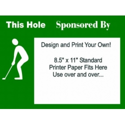 Golf Outing Sign 6