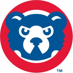 MLB Chicago Cubs Bear Head Logo